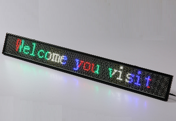 P7.62 Ultra Thin Led Display