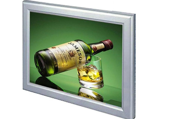 Ultra Slim LED Poster Frame
