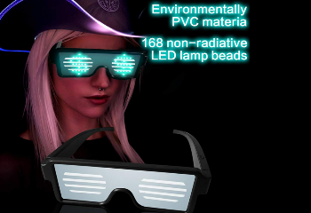 LED Eye Glasses